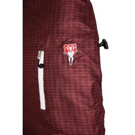 Grüezi-Bag Feater - The Feet Heater Additional Bag dark red